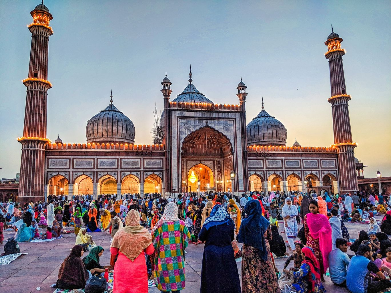 Photo of Jama Masjid By Travel With Danish