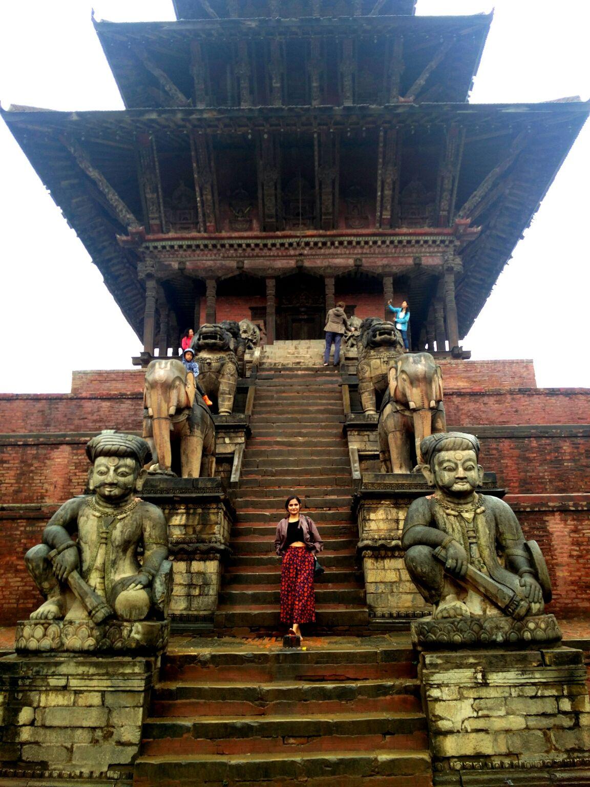Photo of Bhaktapur Durbar Square By Carol Crasto