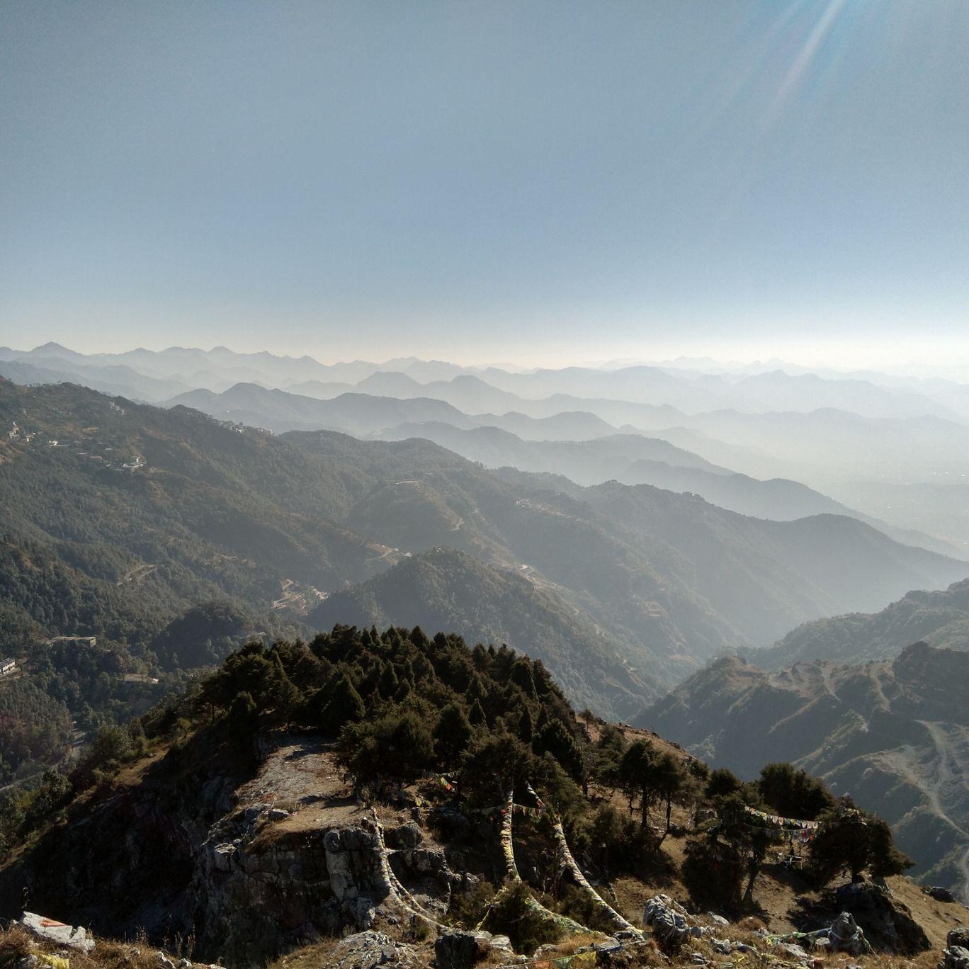 Photo of George Everest Peak By Himani Singh