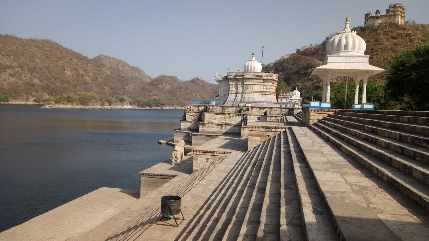 Photo of Jaisamand Lake By Divya Parab
