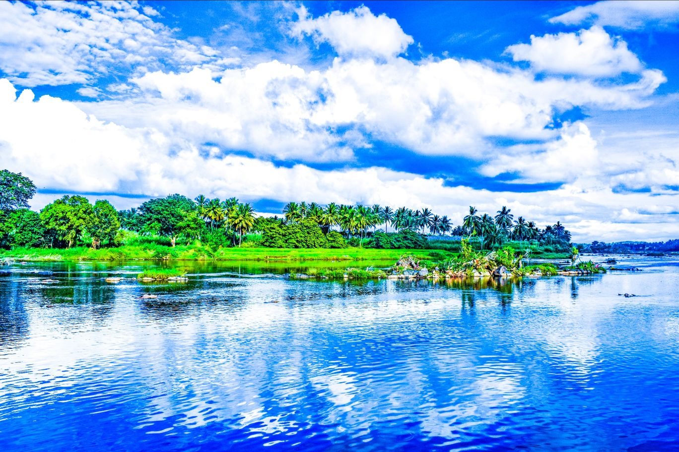 Photo of Triveni Sangama By mohan kumar