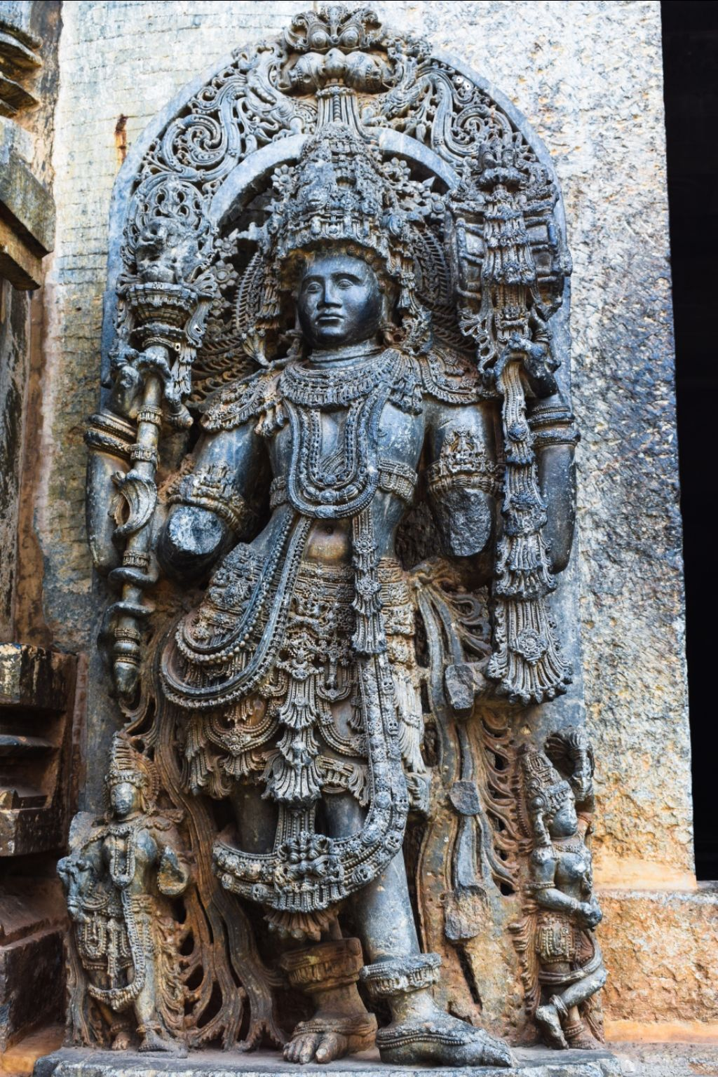 Photo of Belur By mohan kumar