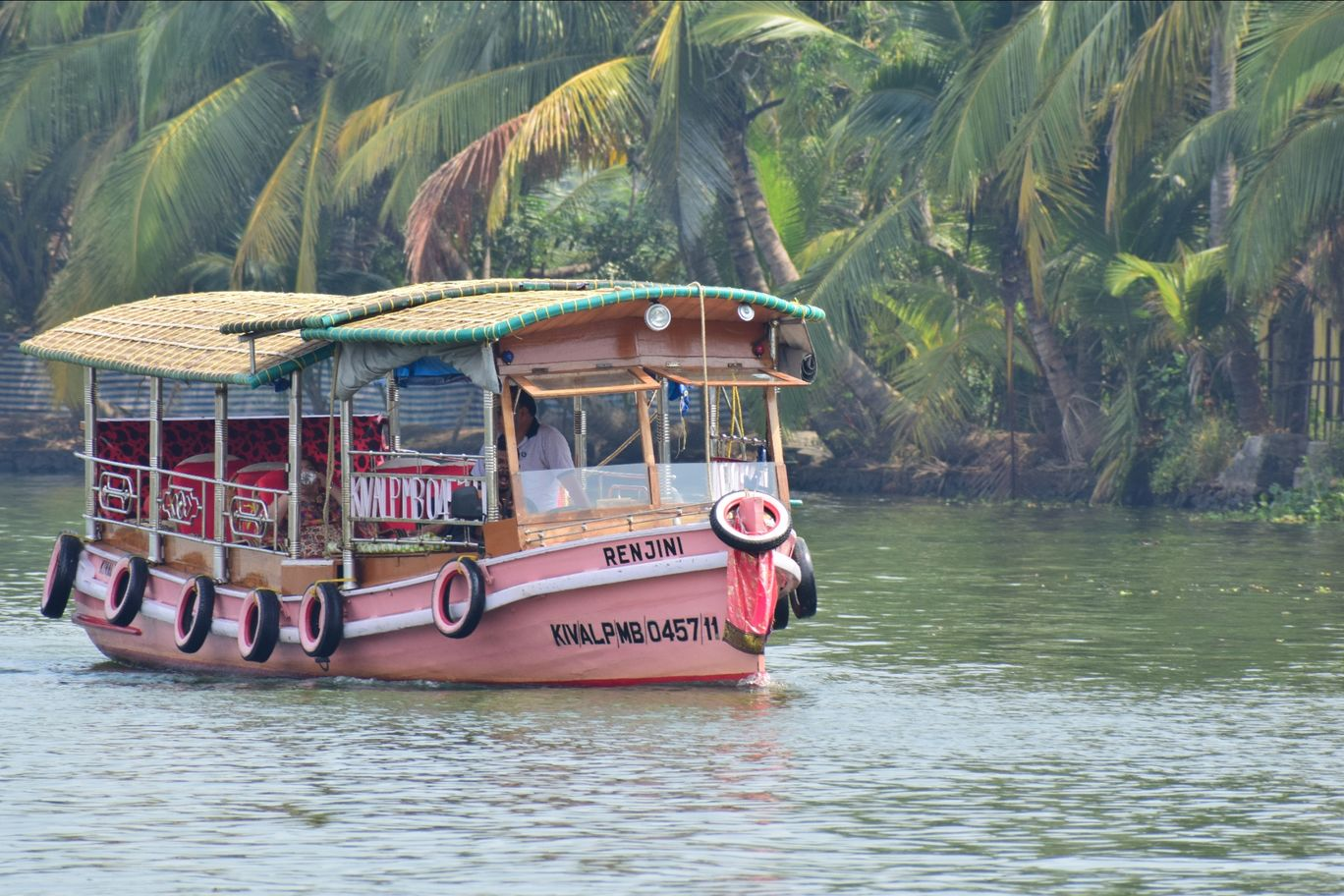 Photo of Alleppey By mohan kumar