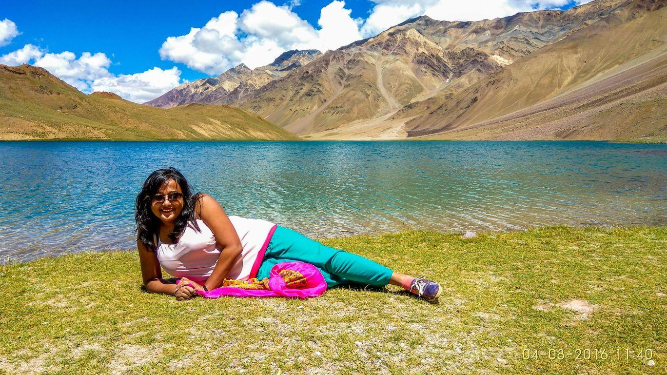 Photo of Chandrataal Lake By ..::Mrinalini::..