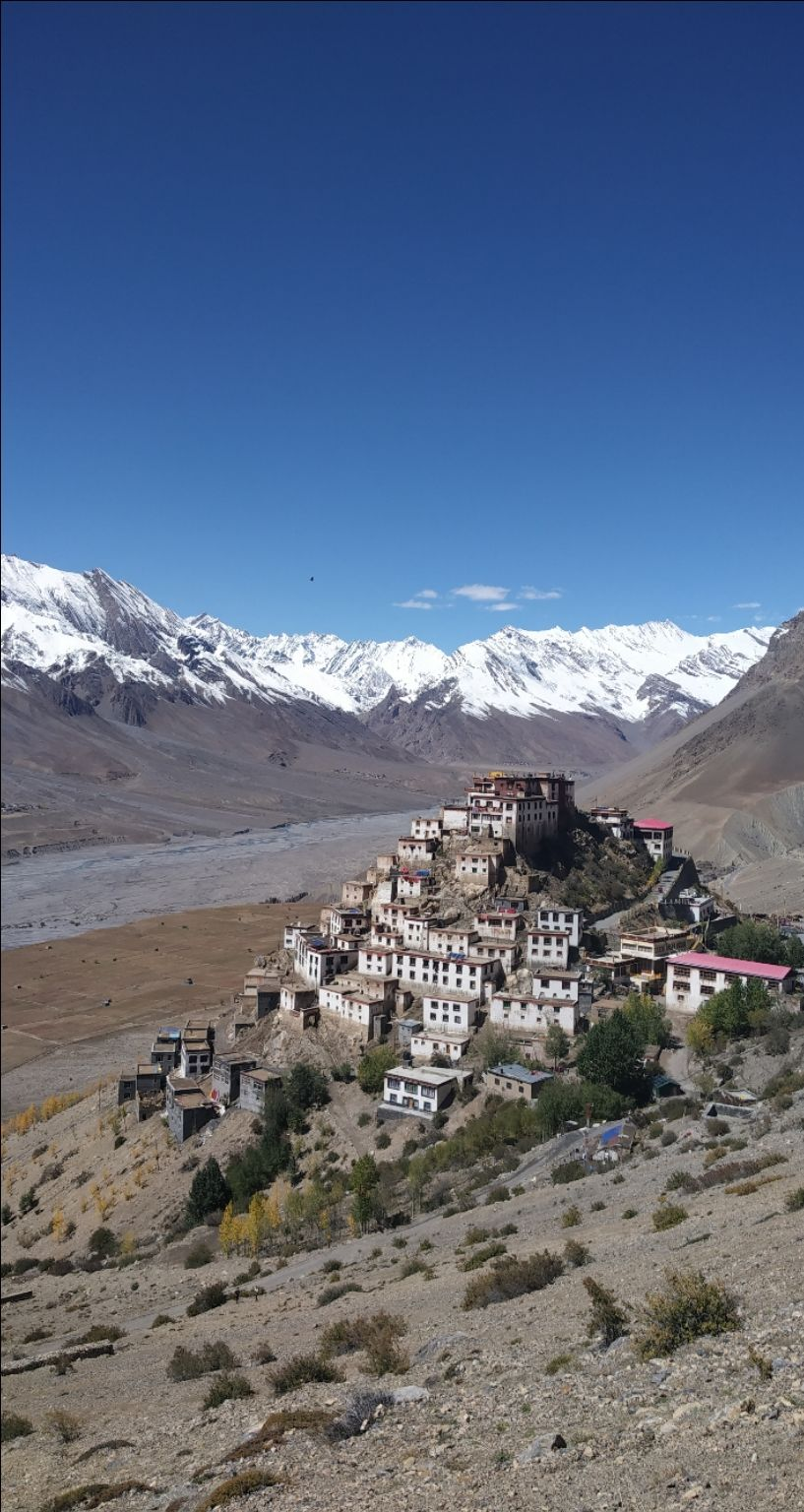 Photo of Spiti Valley By Praneet Kutiyal