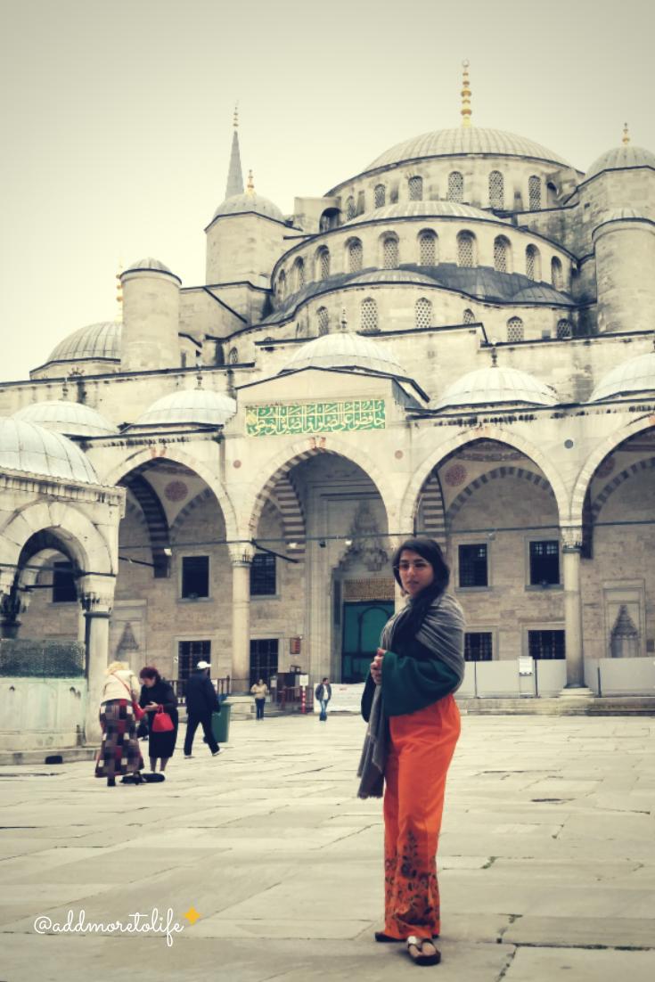 Photo of Istanbul By Mehak Goel