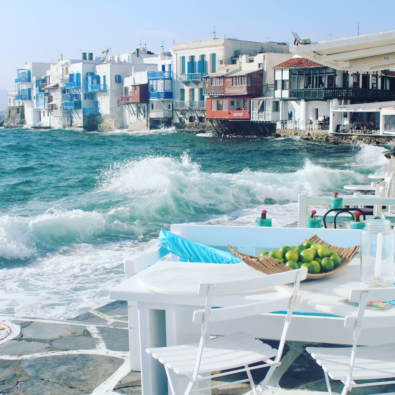 Photo of Mykonos By Anuradha Rane