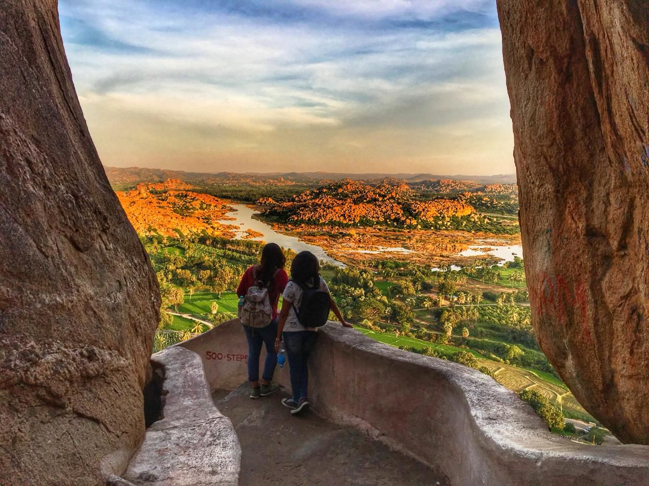 Photo of Hampi By Sahana S Rao
