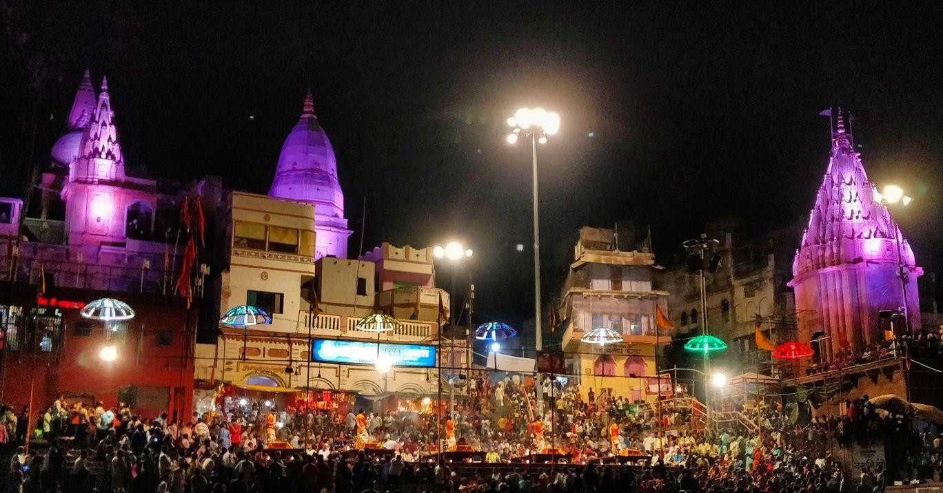 Photo of Varanasi By Gayatri Narayanan