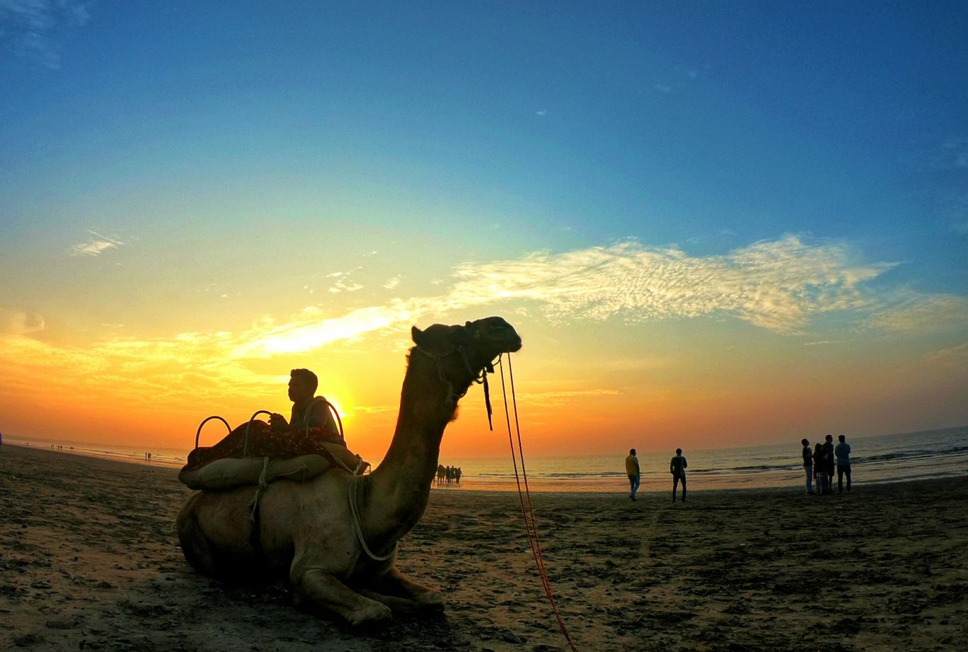 Photo of Jampore Beach By Akash Mendpara