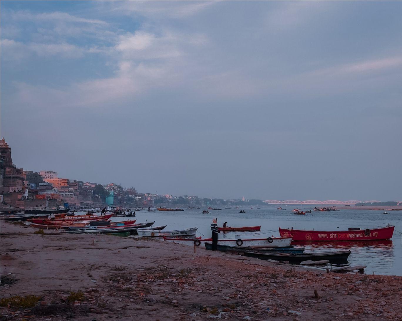 Photo of Varanasi By Tripurari Pandey