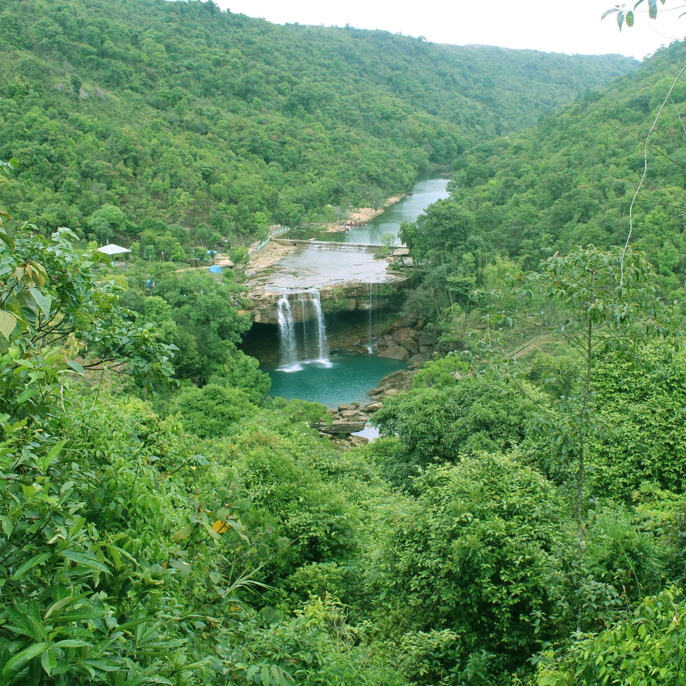 Photo of Krang Shuri Waterfall By Ayush Sinha
