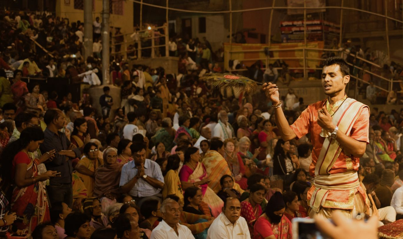 Photo of Varanasi By Deepak Soni