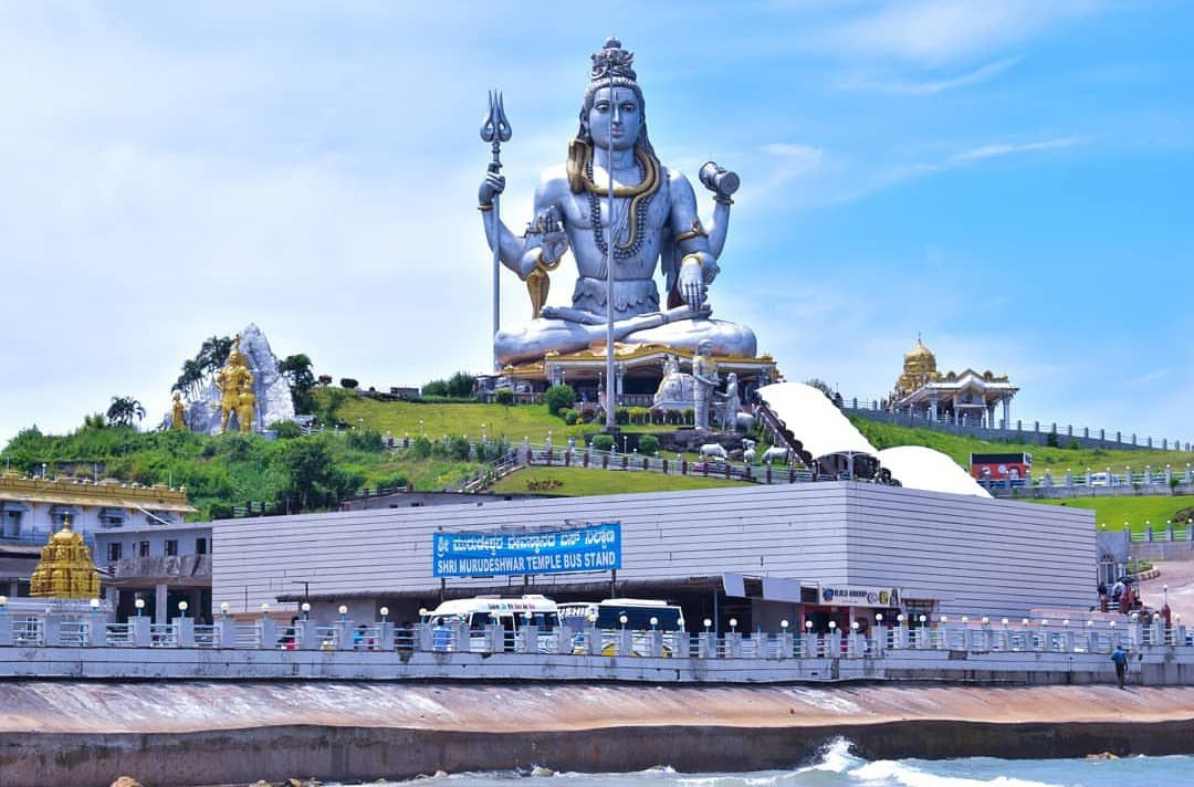 Photo of Murudeshwar By Nitesh Sharma