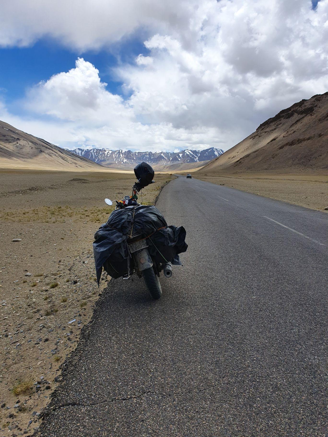 Photo of Ladakh By Rishikesh Goud