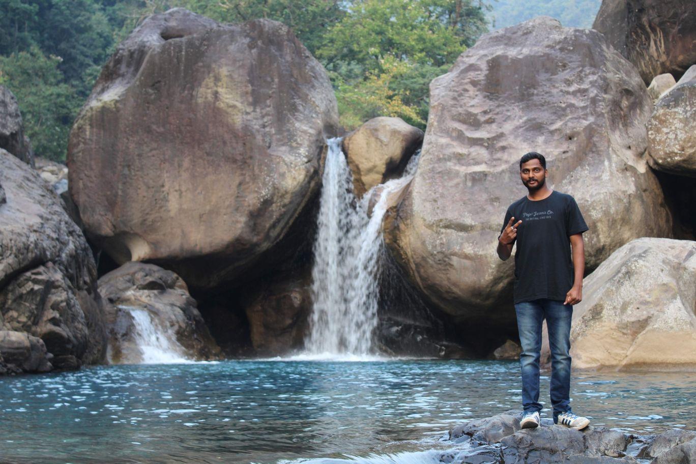 Photo of Living Root Bridge By Anand Madanagiri