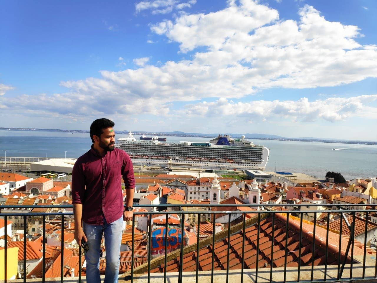 Photo of Lisbon By devanshu gupta