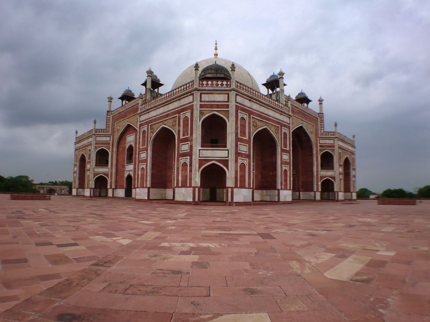 Photo of Humayun's Tomb By sachin chauhan