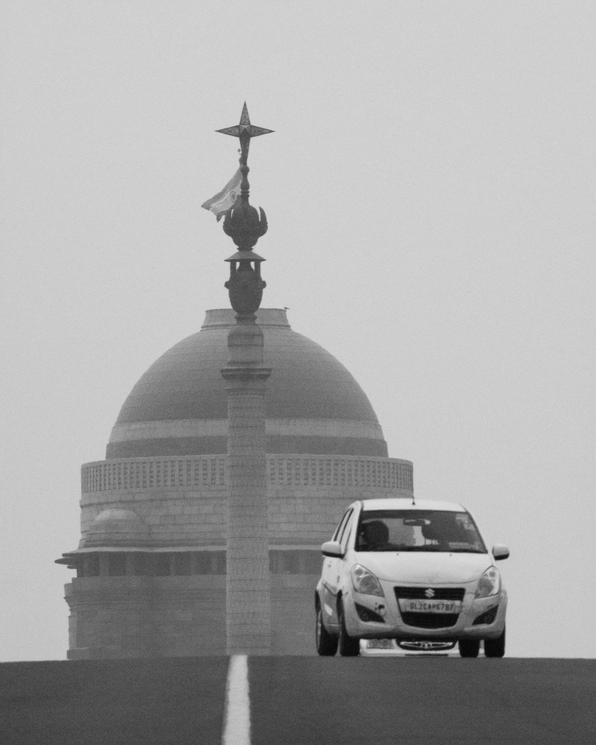 Photo of Rashtrapati Bhawan By sachin chauhan
