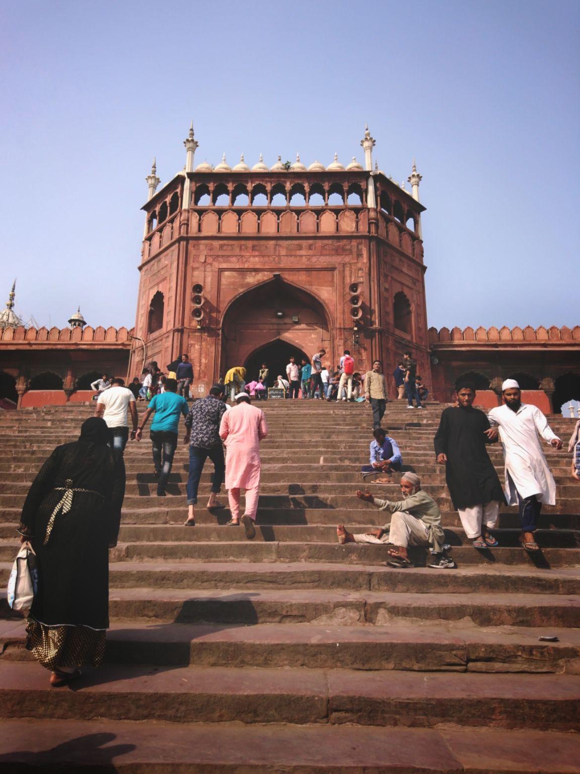 Photo of Jama Masjid By sachin chauhan