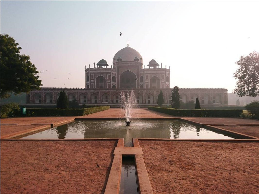 Photo of Humayun's Tomb By sachin chauhan