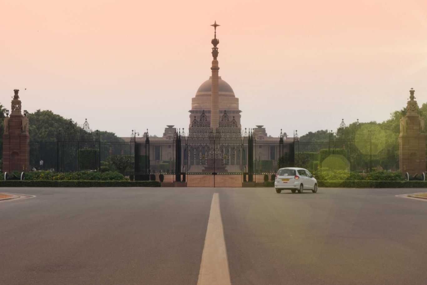 Photo of Rashtrapati Bhawan By sachin chauhan