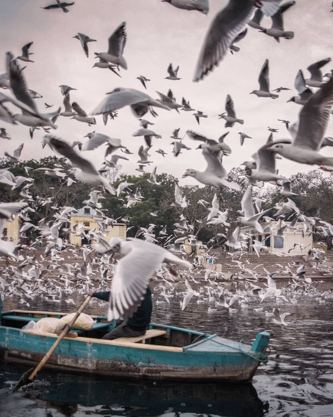 Photo of Yamuna Ghat By sachin chauhan