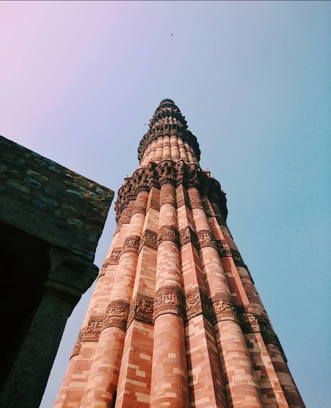 Photo of Qutub Minar By sachin chauhan