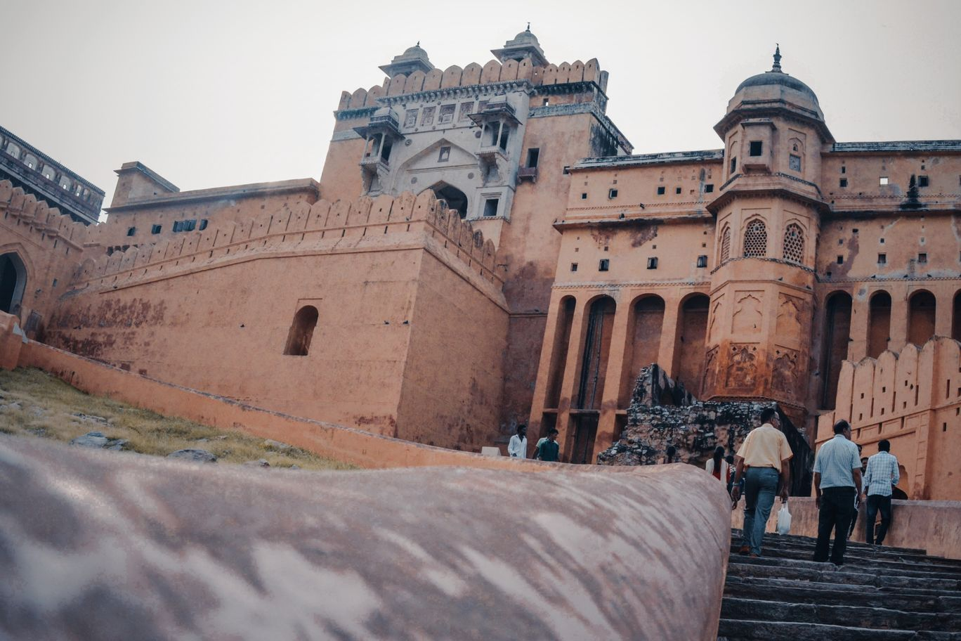 Photo of Amer Fort By sachin chauhan