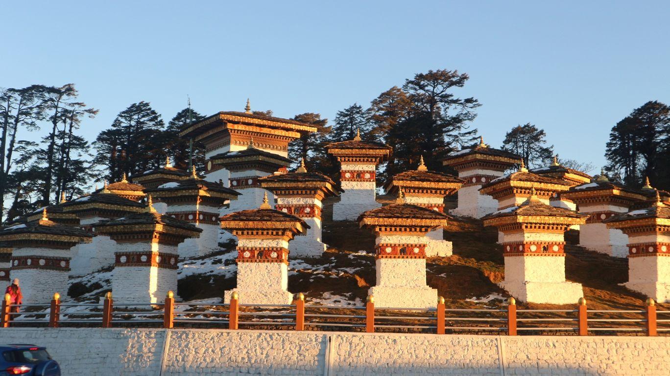 Photo of Bhutan By Saiyami Takale