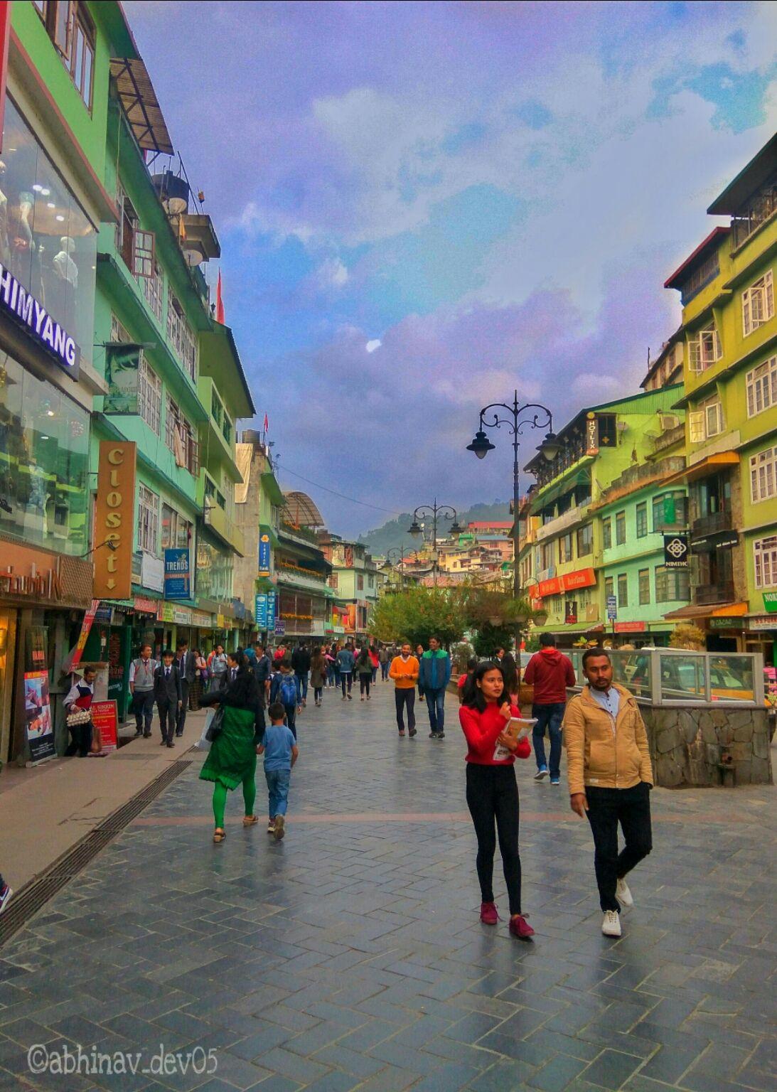 Photo of Gangtok By Abhinav Dev