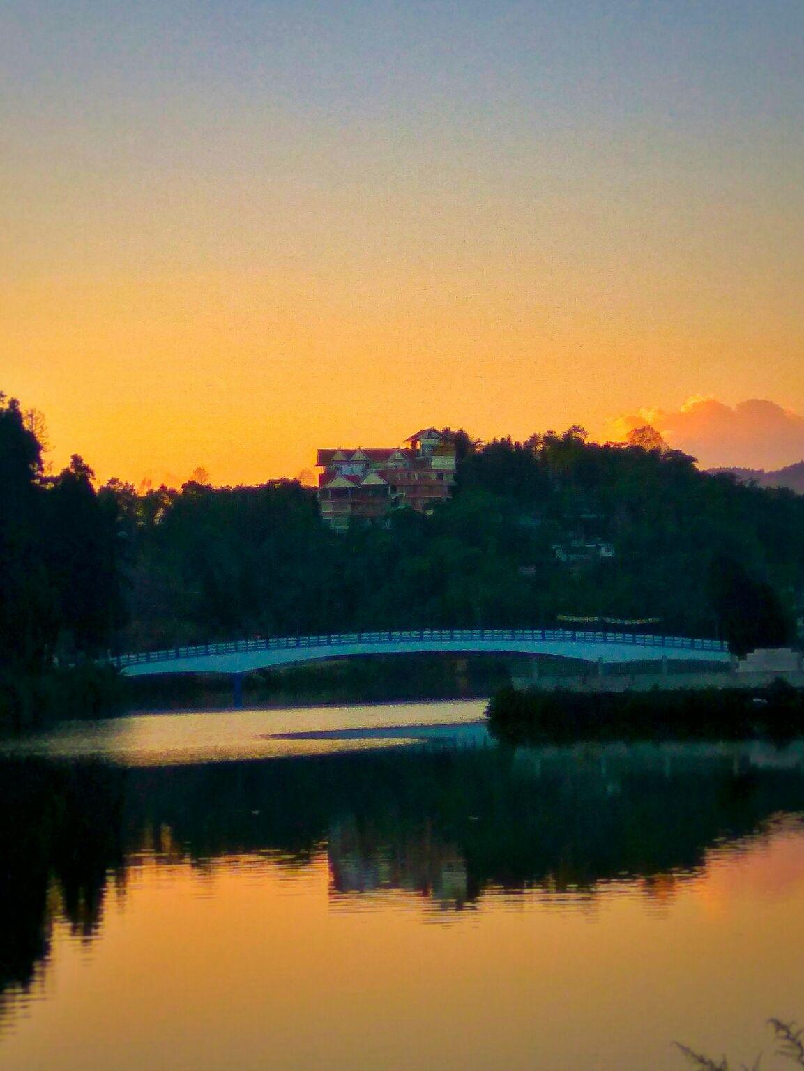 Photo of Mirik Lake By Abhinav Dev