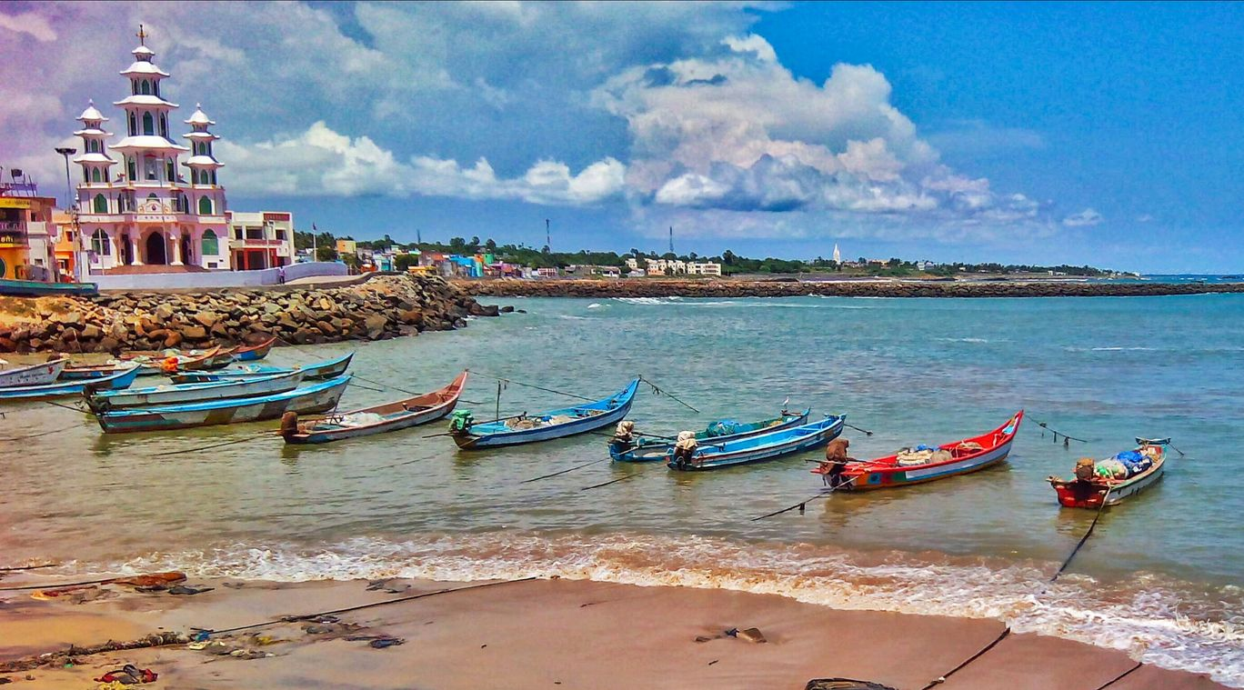 Photo of Kanyakumari By Abhinav Dev