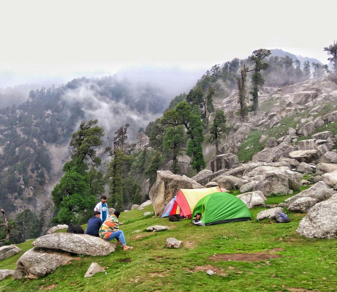 Photo of Triund Trek By Abhinav Dev