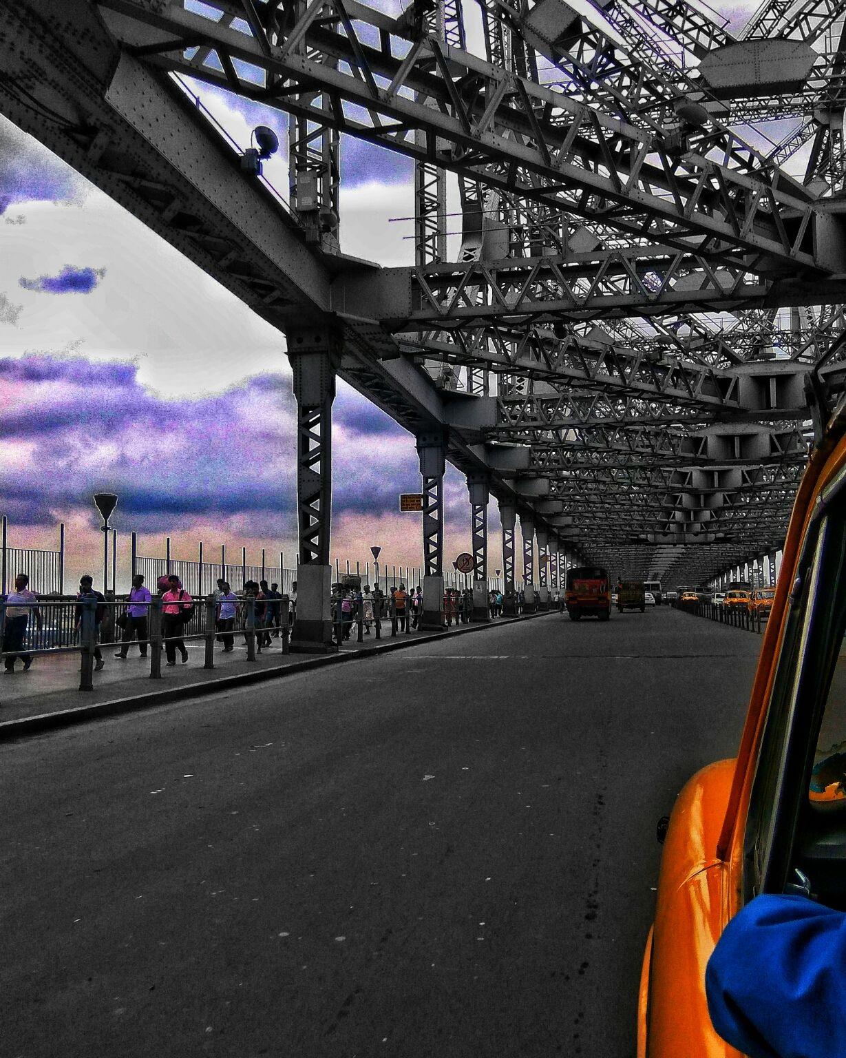 Photo of Howrah Bridge By Abhinav Dev