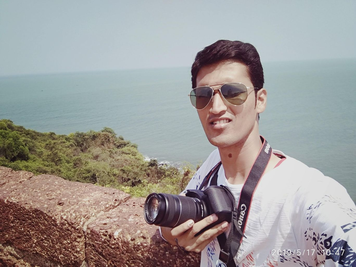Photo of Aguada Fort Area By Ajit Dolas