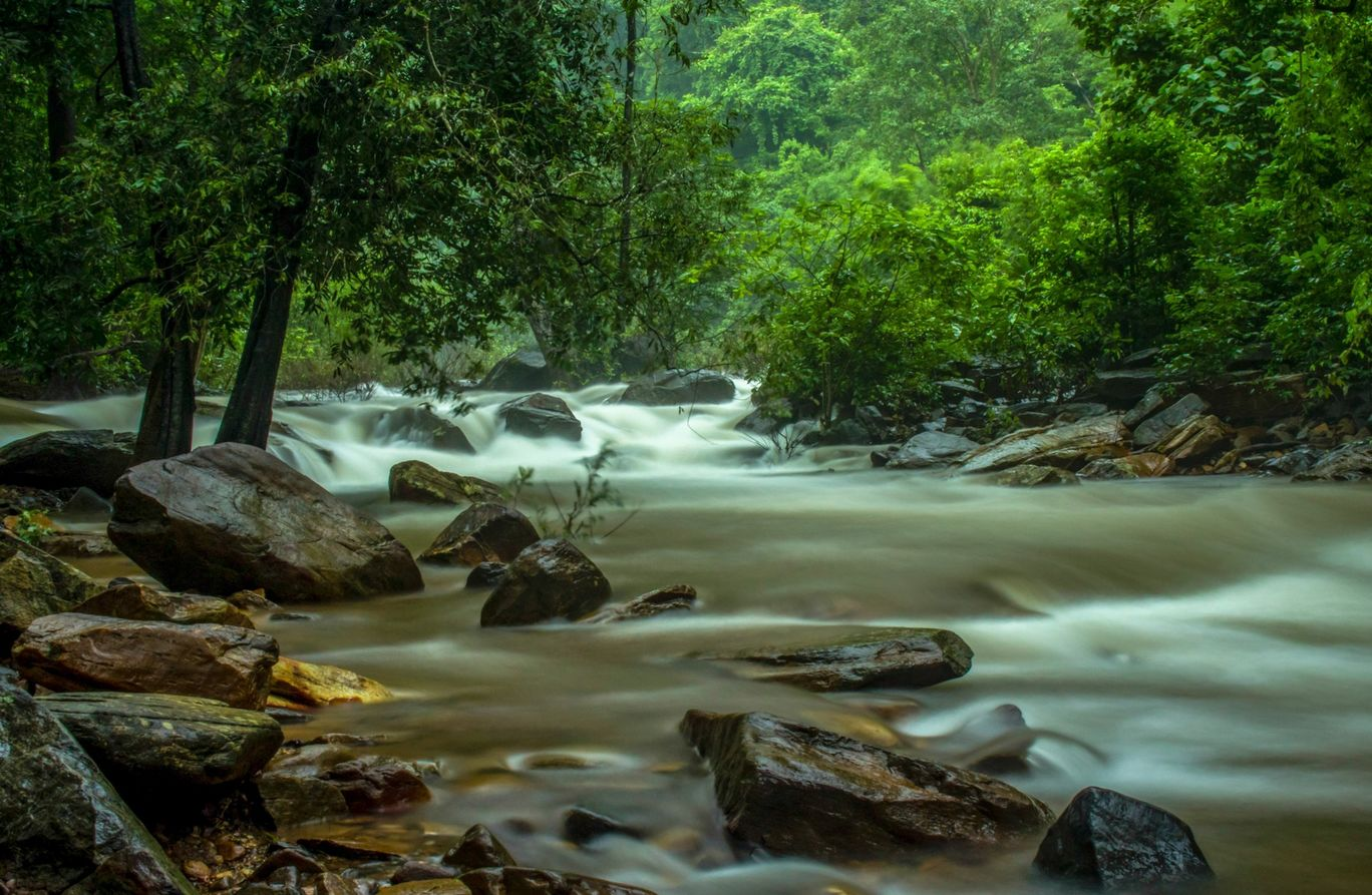 Photo of Polluru Waterfalls By Santhosham