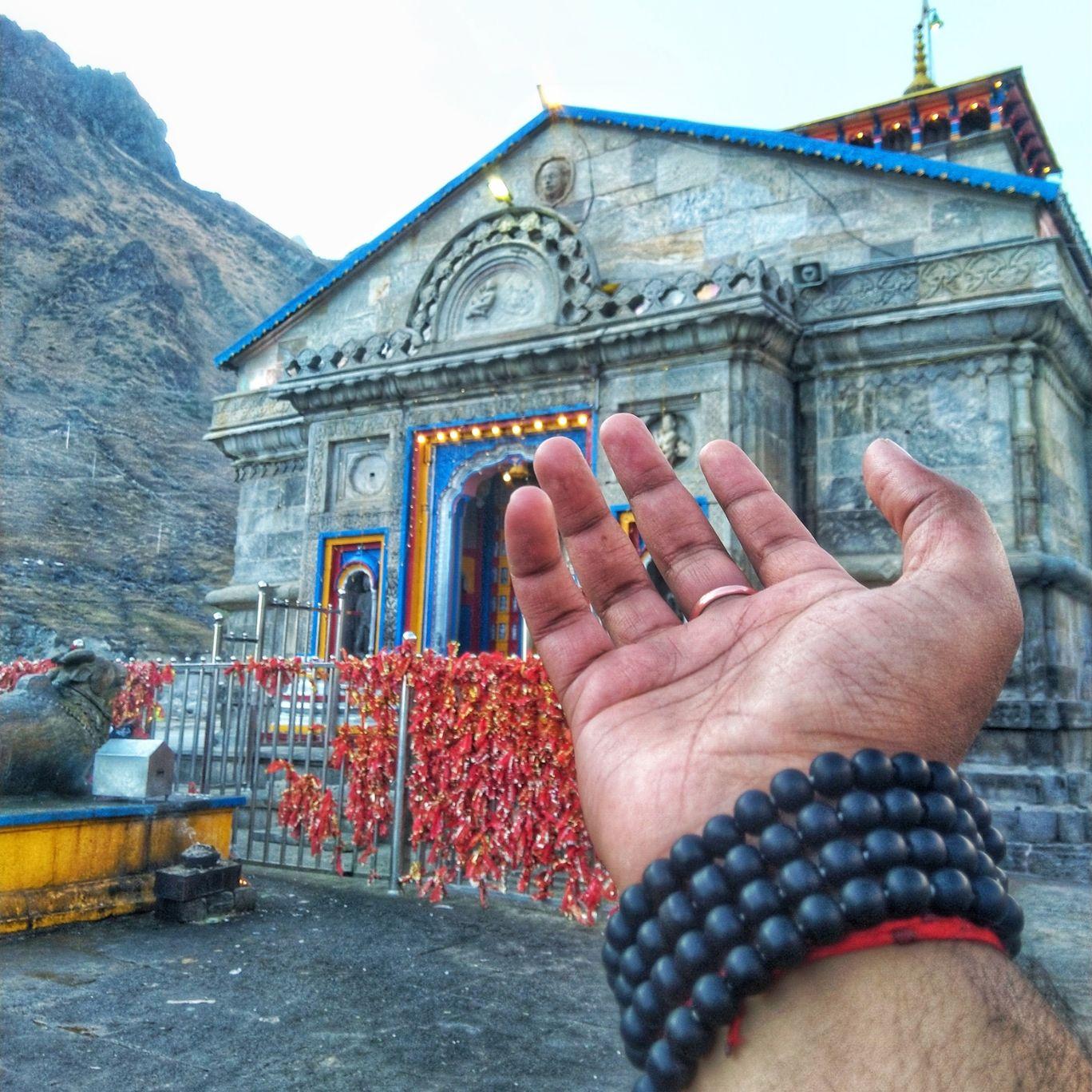 Photo of Kedarnath Temple By Hemant Sharma