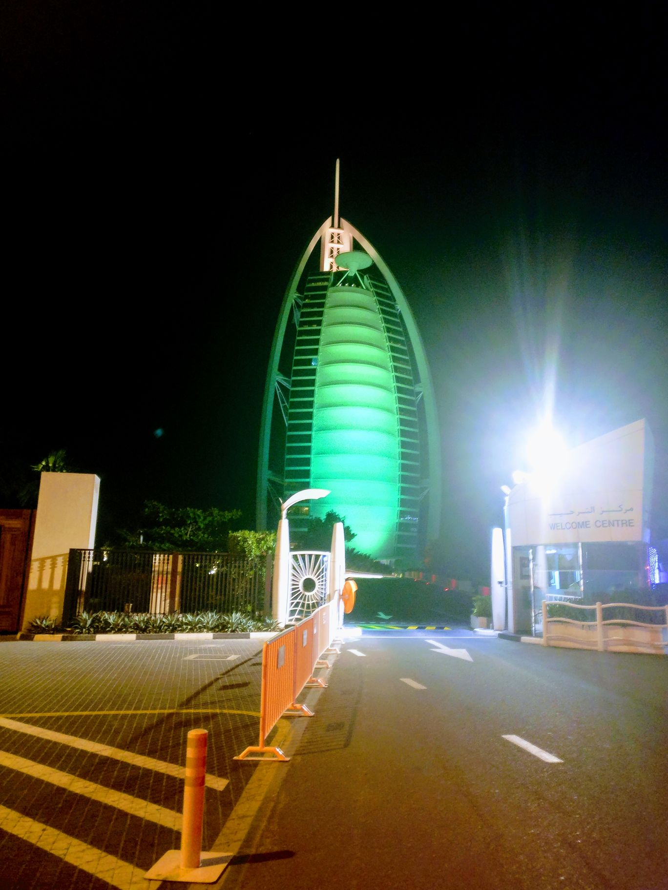 Photo of Burj Al Arab - Jumeirah Street - Dubai - United Arab Emirates By Lakshay Narula