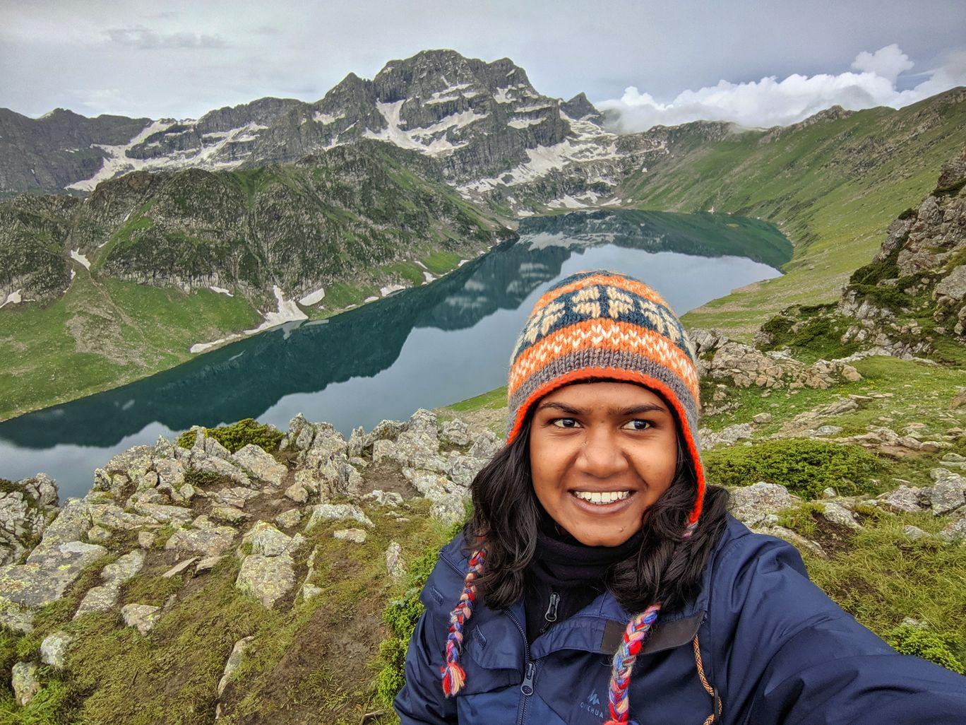 Photo of Tarsar Lake By Mamatha E Gowda