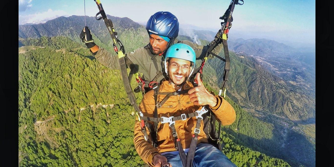 Photo of Bir Billing Paragliding By shri ram meena