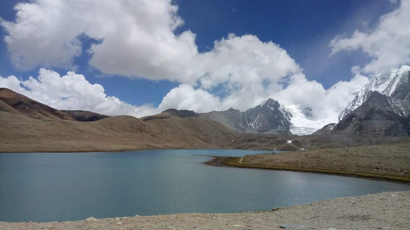 Photo of Gurudongmar Lake By Pragya Chitlangia