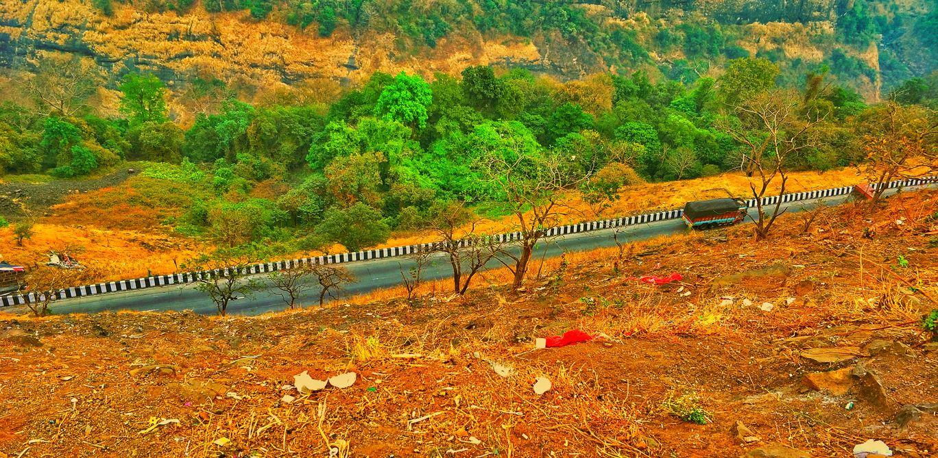 Photo of Mumbai - Pune Expressway By Abhishek Kumar