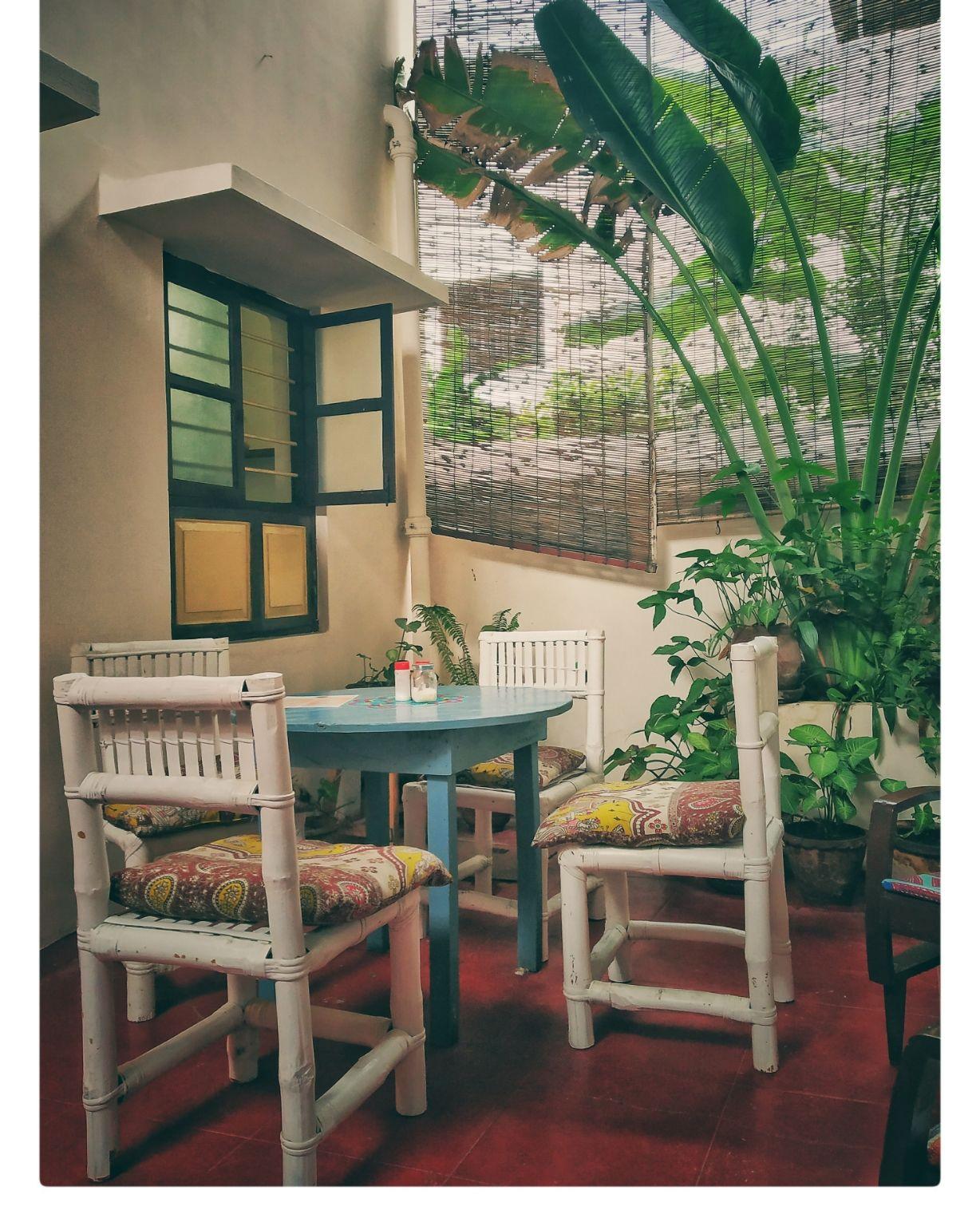 Photo of Pondicherry By Alpa Basu