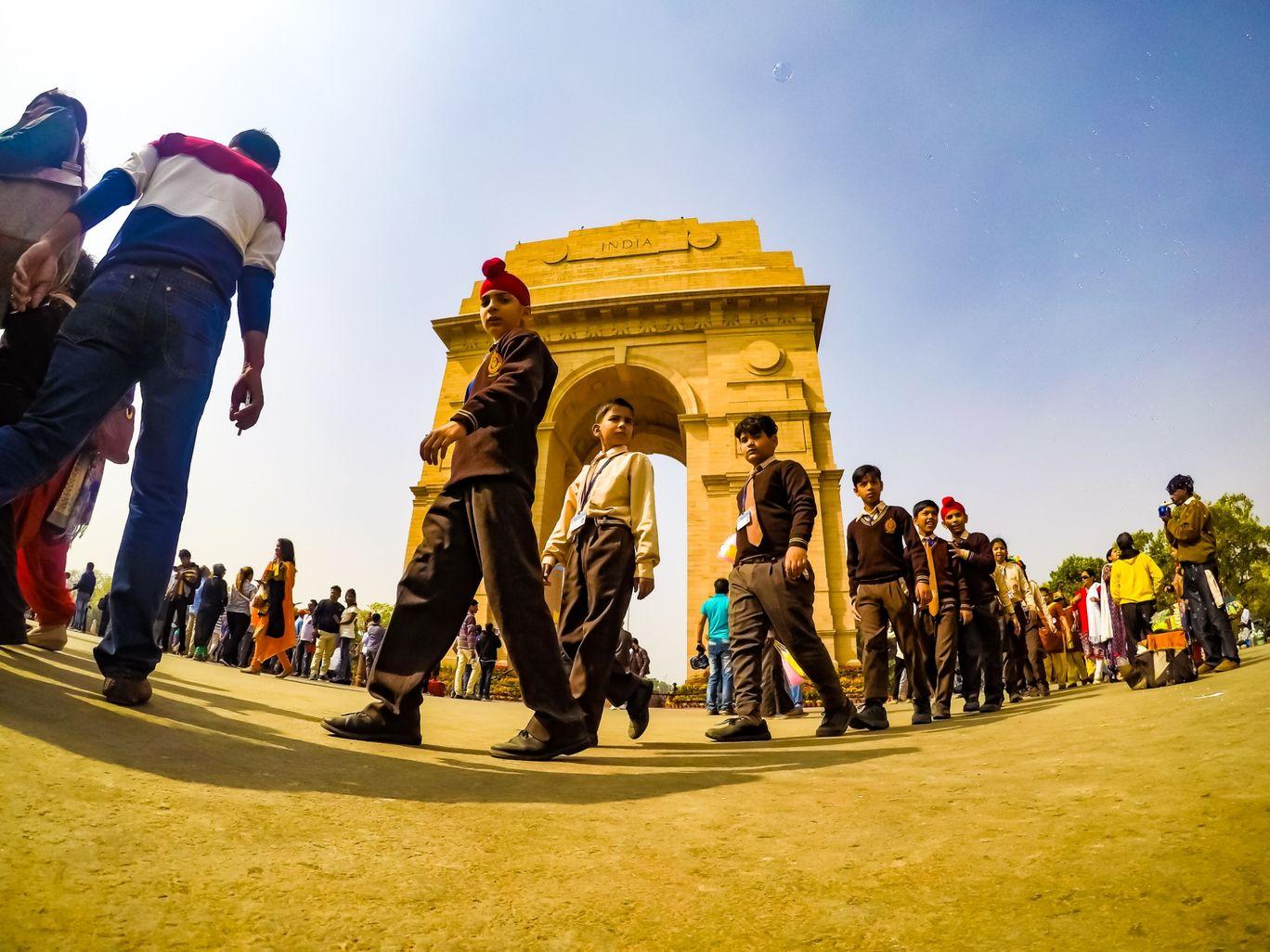 Photo of Rajpath By Sanket Salvi