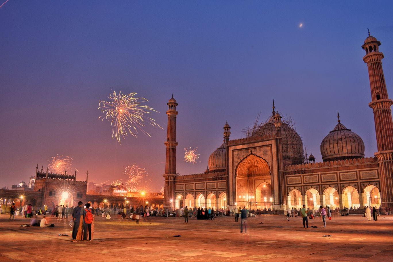 Photo of Jama Masjid By The Average Nomad
