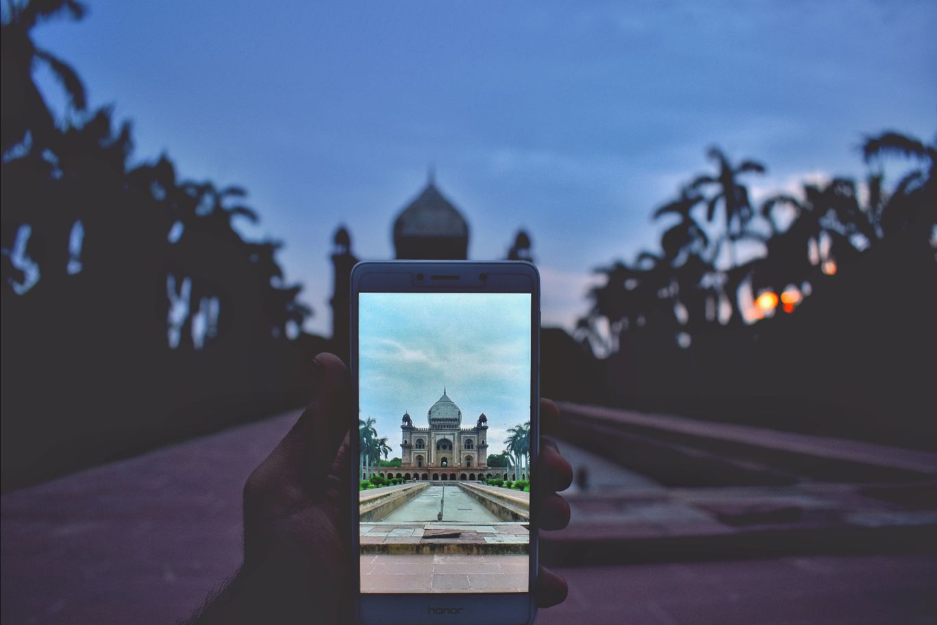 Photo of Safdarjung Tomb By The Average Nomad