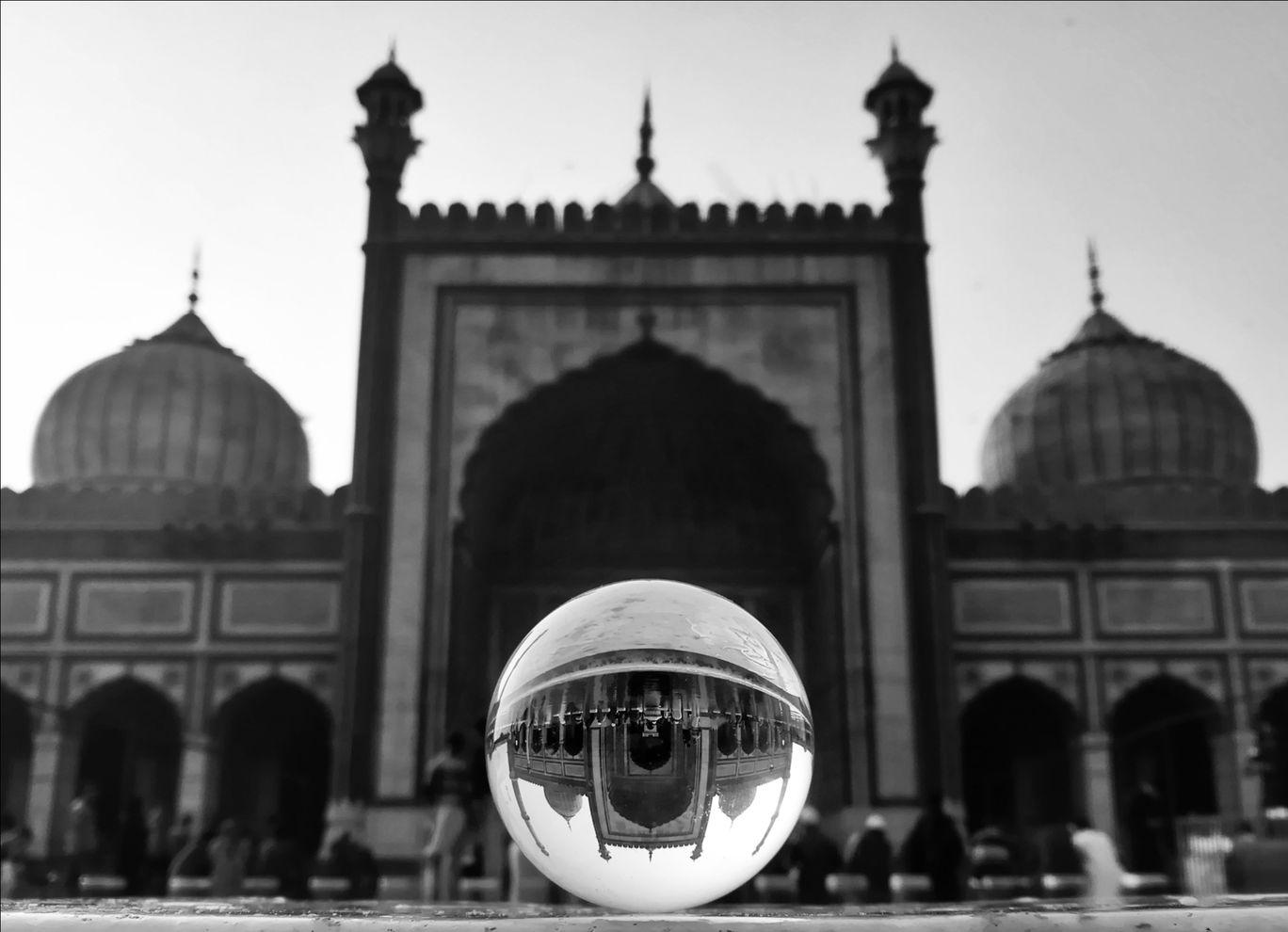 Photo of Jama Masjid By The Average Nomad