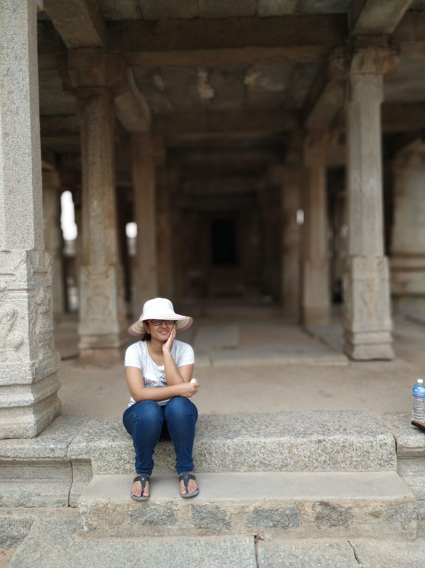 Photo of Hampi By Upasana Goswami