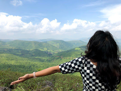 Photo of Deomali Mountain Peak By Anandita Pattnaik